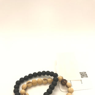 Primary Photo - BRAND:    CLOTHES MENTOR STYLE: BRACELET COLOR: WOOD SIZE: 02 PIECE SET SKU: 164-164140-17002