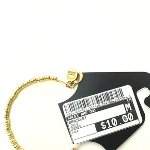 Primary Photo - BRAND: ALEX AND ANI STYLE: BRACELET COLOR: GOLD OTHER INFO: BEADS SKU: 164-164140-13211