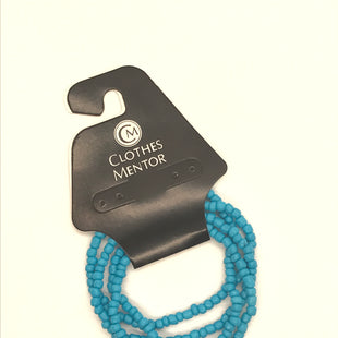 Primary Photo - BRAND:    CLOTHES MENTOR STYLE: BRACELET COLOR: BLUE SIZE: 04 PIECE SET SKU: 164-164189-621