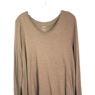 Primary Photo - BRAND: J JILL STYLE: TUNIC LONG SLEEVE COLOR: BEIGE SIZE: XL SKU: 164-164180-2323