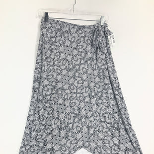 Primary Photo - BRAND: ADRIENNE VITTADINI STYLE: SKIRT COLOR: BLACK WHITE SIZE: S SKU: 164-164175-5041