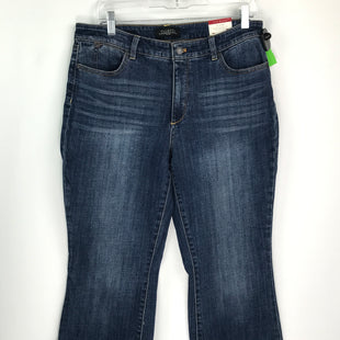 Primary Photo - BRAND: TALBOTS STYLE: JEANS COLOR: DENIM BLUE SIZE: 12PETITE OTHER INFO: NEW! FLARE SKU: 164-164140-17008