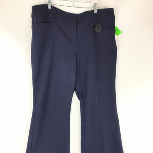 Primary Photo - BRAND: PURE ENERGY STYLE: PANTS COLOR: NAVY SIZE: 20 SKU: 164-164189-659