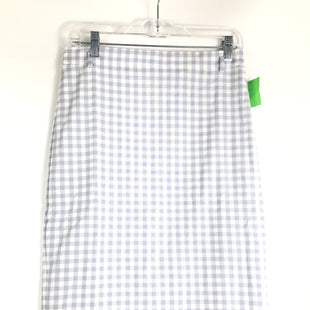 Primary Photo - BRAND: ANN TAYLOR STYLE: SKIRT COLOR: GREY WHITE SIZE: 2 OTHER INFO: NEW WITH TAG! SKU: 164-164175-5038