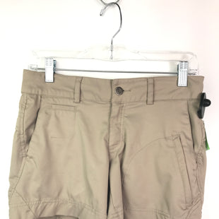 Primary Photo - BRAND: MAGELLAN STYLE: SHORTS COLOR: KHAKI SIZE: 2 OTHER INFO: SZ. XS SKU: 164-164196-369