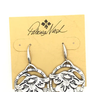 Primary Photo - BRAND: PATRICIA NASH STYLE: EARRINGS COLOR: SILVER OTHER INFO: NEW! SKU: 164-164140-16893