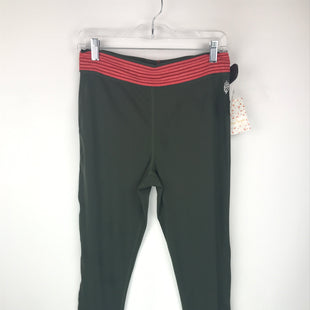 Primary Photo - BRAND: FREE PEOPLE STYLE: ATHLETIC PANTS COLOR: OLIVE SIZE: L OTHER INFO: NEW WITH TAG! SKU: 164-164175-4682