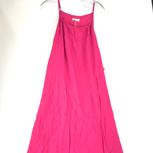 Primary Photo - BRAND:    CLOTHES MENTOR STYLE: DRESS LONG SLEEVELESS COLOR: PINK SIZE: XL OTHER INFO: NEW! SKU: 164-164183-1253