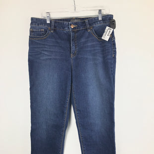 Primary Photo - BRAND: CHICOS STYLE: JEANS COLOR: BLUE SIZE: 10 OTHER INFO: SIZE 1.5 SKU: 164-164185-728