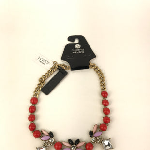 Primary Photo - BRAND: J CREW STYLE: NECKLACE COLOR: MULTI OTHER INFO: GEMS/BEADS/GOLD CHAIN SKU: 164-164196-74