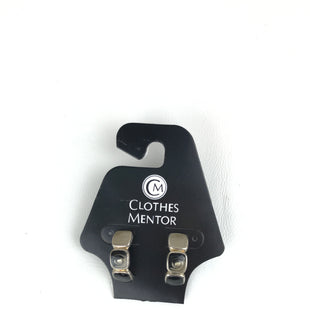 Primary Photo - BRAND:    CLOTHES MENTOR STYLE: EARRINGS COLOR: BLACK SILVER OTHER INFO: THREE SQUARED SKU: 164-164175-2092