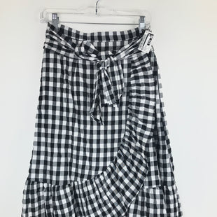 Primary Photo - BRAND: MAEVE STYLE: SKIRT COLOR: BLACK WHITE SIZE: 6 OTHER INFO: ANTHROPOLOGIE GINGHAM SKU: 164-164196-185