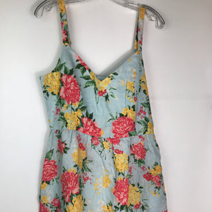 Primary Photo - BRAND: CYNTHIA ROWLEY STYLE: DRESS SHORT SLEEVELESS COLOR: FLORAL SIZE: L OTHER INFO: SIZE: 12, NWT! SKU: 164-164175-5234