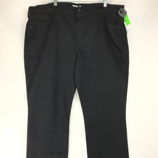 Primary Photo - BRAND: OLD NAVY STYLE: PANTS COLOR: BLACK SIZE: 20 OTHER INFO: NEW! ORIGINAL SKINNY SKU: 164-164175-5251