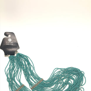 Primary Photo - BRAND:    CLOTHES MENTOR STYLE: NECKLACE COLOR: TURQUOISE SKU: 164-164189-616