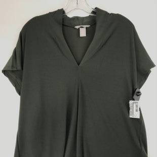 Primary Photo - BRAND: H&M STYLE: TOP SHORT SLEEVE COLOR: GREEN SIZE: M SKU: 164-164140-17162