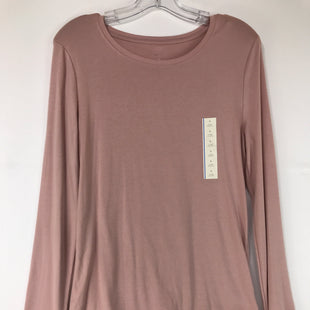 Primary Photo - BRAND: A NEW DAY STYLE: TOP LONG SLEEVE BASIC COLOR: PINK SIZE: L OTHER INFO: NEW! SKU: 164-164140-15341