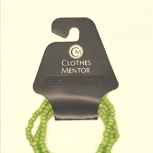 Primary Photo - BRAND:    CLOTHES MENTOR STYLE: BRACELET COLOR: GREEN SIZE: 03 PIECE SET SKU: 164-164189-622
