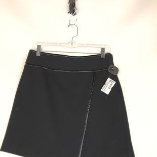 Primary Photo - BRAND: WHITE HOUSE BLACK MARKET STYLE: SKIRT COLOR: BLACK SIZE: 0 SKU: 164-164189-687