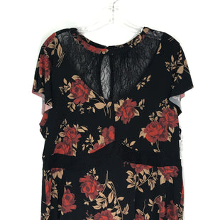 Primary Photo - BRAND: TORRID STYLE: TOP SHORT SLEEVE COLOR: BLACK SIZE: 2X SKU: 164-164185-1032