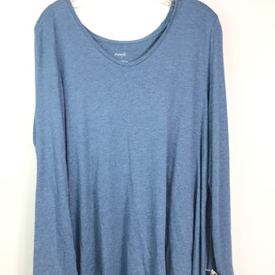 Primary Photo - BRAND: PURE JILL STYLE: TOP LONG SLEEVE BASIC COLOR: BLUE SIZE: XL SKU: 164-164180-2324