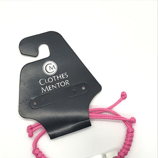Primary Photo - BRAND:    CLOTHES MENTOR STYLE: BRACELET COLOR: PINK OTHER INFO: SHE BELIEVED SHE COULD SO SHE DID SKU: 164-164183-1628