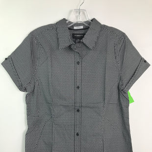 Primary Photo - BRAND: LIZ CLAIBORNE STYLE: TOP SHORT SLEEVE COLOR: BLACK SIZE: M OTHER INFO: NEW! SKU: 164-164185-932