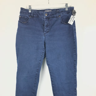 Primary Photo - BRAND: CHICOS STYLE: JEANS COLOR: DENIM BLUE SIZE: 10 OTHER INFO: SIZE 1.5 SKU: 164-164185-727