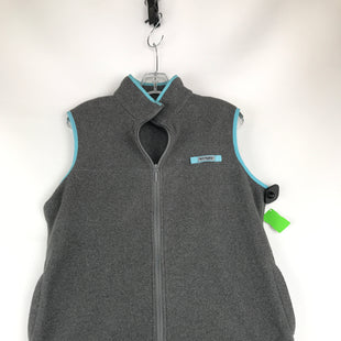 Primary Photo - BRAND: COLUMBIA STYLE: VEST COLOR: GREY SIZE: L SKU: 164-164175-5189