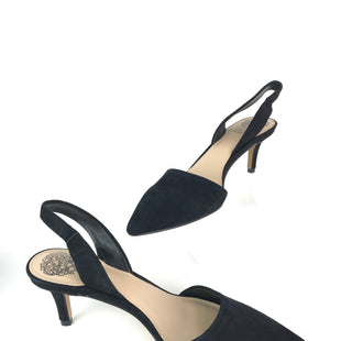 Primary Photo - BRAND: VINCE CAMUTO STYLE: SHOES LOW HEEL COLOR: BLACK SIZE: 8OTHER INFO: NEW! LEATHER UPPER SKU: 164-164140-15864.