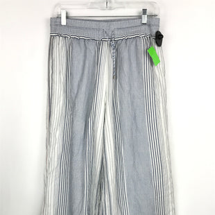 Primary Photo - BRAND: SPLENDID STYLE: PANTS COLOR: BLUE WHITE SIZE: 8 OTHER INFO: ANKLE WIDE LEG SKU: 164-164196-276