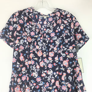 Primary Photo - BRAND: DANA BUCHMAN STYLE: TOP SHORT SLEEVE COLOR: FLORAL SIZE: M OTHER INFO: NEW WITH TAG! SKU: 164-164175-4816