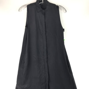Primary Photo - BRAND: J CREW O STYLE: DRESS SHORT SLEEVELESS COLOR: BLACK SIZE: XS SKU: 164-164140-16684