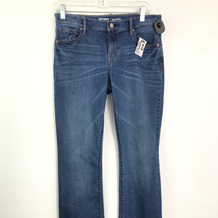 Primary Photo - BRAND: OLD NAVY STYLE: JEANS COLOR: DENIM SIZE: 6 OTHER INFO: MID-RISE ORIGINAL SKU: 164-164175-5391