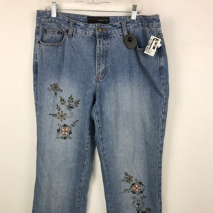 Primary Photo - BRAND: VENEZIA STYLE: JEANS COLOR: DENIM BLUE SIZE: 16OTHER INFO: BEADWORK SKU: 164-164189-661