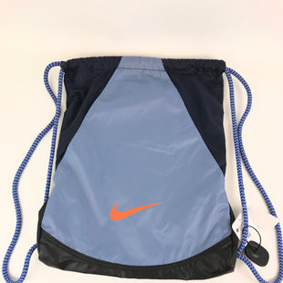 Primary Photo - BRAND: NIKE STYLE: BACKPACK COLOR: BLUE SIZE: MEDIUM SKU: 164-164183-92