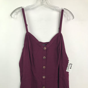Primary Photo - BRAND: TORRID STYLE: TOP SLEEVELESS COLOR: MAROON SIZE: XL OTHER INFO: SZ 2 SKU: 164-164196-360
