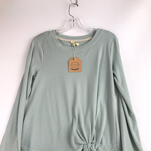 Primary Photo - BRAND: KORI AMERICA STYLE: TOP LONG SLEEVE COLOR: GREEN SIZE: S OTHER INFO: NEW! SKU: 164-164136-21372