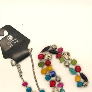 Primary Photo - BRAND:    CLOTHES MENTOR STYLE: NECKLACE COLOR: MULTI OTHER INFO: MULTI-COLORED BEADS SKU: 164-164185-57