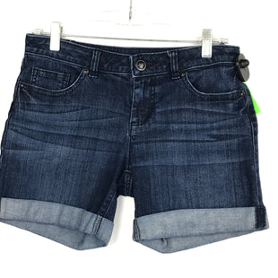 Primary Photo - BRAND: LAUREN CONRAD STYLE: SHORTS COLOR: DENIM BLUE SIZE: 4 SKU: 164-164196-284
