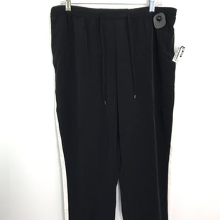 Primary Photo - BRAND: ANA STYLE: ATHLETIC PANTS COLOR: BLACK SIZE: L OTHER INFO: NEW! SKU: 164-164185-936