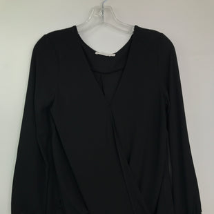 Primary Photo - BRAND: LUSH STYLE: TOP LONG SLEEVE COLOR: BLACK SIZE: S SKU: 164-164185-778