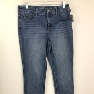 Primary Photo - BRAND: CHICOS STYLE: JEANS COLOR: DENIM BLUE SIZE: S OTHER INFO: SIZE 0.5 SKU: 164-164185-832