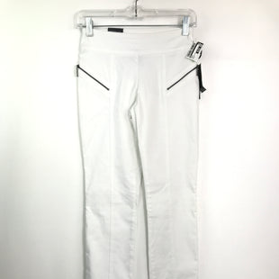 Primary Photo - BRAND: INC STYLE: PANTS COLOR: WHITE SIZE: 0 OTHER INFO: NEW WITH TAG! SKINNY REGULAR FIT SKU: 164-164175-5300