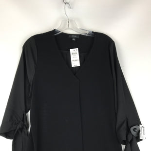 Primary Photo - BRAND: ALFANI STYLE: TOP LONG SLEEVE COLOR: BLACK SIZE: PETITE XL OTHER INFO: PETTITE, NWT! SKU: 164-164175-5273.