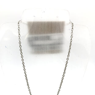 Primary Photo - BRAND:    CLOTHES MENTOR STYLE: NECKLACE COLOR: SILVER OTHER INFO: BAUBLE & LACE - NEW SKU: 164-164136-21413