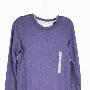 Primary Photo - BRAND: TEK GEAR STYLE: ATHLETIC TOP COLOR: PURPLE SIZE: M OTHER INFO: NEW! SKU: 164-164196-533