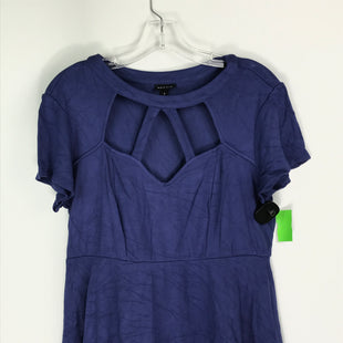 Primary Photo - BRAND: TORRID STYLE: TOP SHORT SLEEVE COLOR: BLUE SIZE: XL SKU: 164-164185-1036