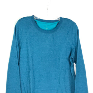 Primary Photo - BRAND: TEK GEAR STYLE: ATHLETIC TOP COLOR: TEAL SIZE: L OTHER INFO: NEW! SKU: 164-164196-532