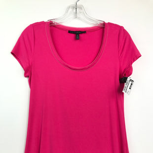 Primary Photo - BRAND: WHITE HOUSE BLACK MARKET STYLE: TOP SHORT SLEEVE COLOR: PINK SIZE: XS SKU: 164-164175-5301
